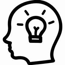 Dessin d'une idée dans une tête
